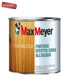 Maxmeyer Aquablock Finitura Effetto Cera